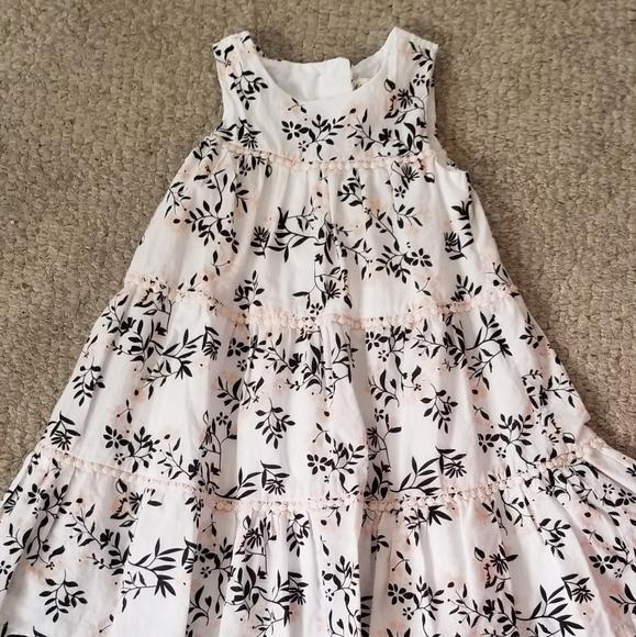 Authentic Kids Other - Little Girls Sleeveless Dress Organic Cotton